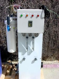 For Use with Seawater - RO Seawater System
